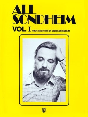 All Sondheim, Volume 1