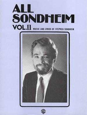All Sondheim, Volume 2