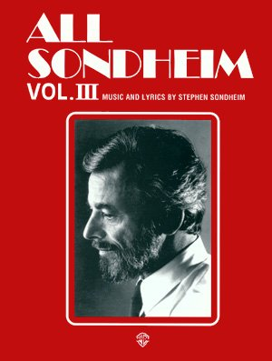 All Sondheim, Volume 3