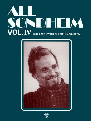 All Sondheim, Volume 4