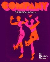 Company [London Production Playbill]