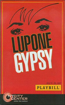 Gypsy [2007 Encores! Playbill]