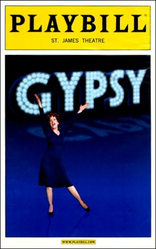 Gypsy [2008 Broadway Revival Playbill]