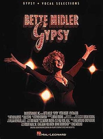 Gypsy [vocal selections]