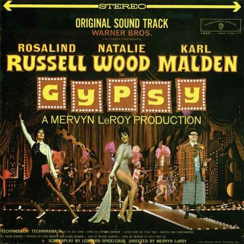 Gypsy [film soundtrack]