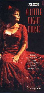 A Little Night Music [1995 National Theatre handbill]