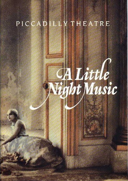 A Little Night Music [1989 UK Revival Program]