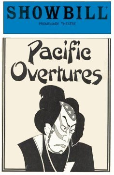 Pacific Overtures [1984 Revival Playbill]