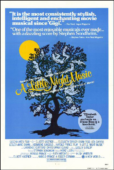 A Little Night Music [film poster]
