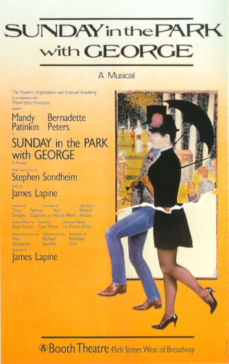Sunday in the Park [poster]