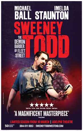 Sweeney Todd [2012 London Revival]