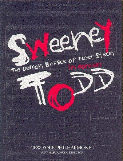 Sweeney Todd [New York Philharmonic concerts program]