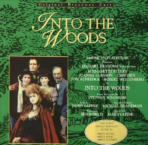Into the Woods [Laserdisc]