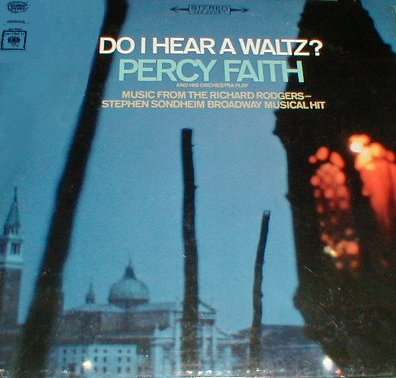 Do I Hear a Waltz? - Percy Faith