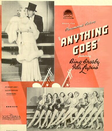 Anything Goes (1936 film) [sheet music]