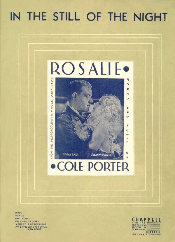 Lyric cole porter lyrics : Cole Porter / Rosalie